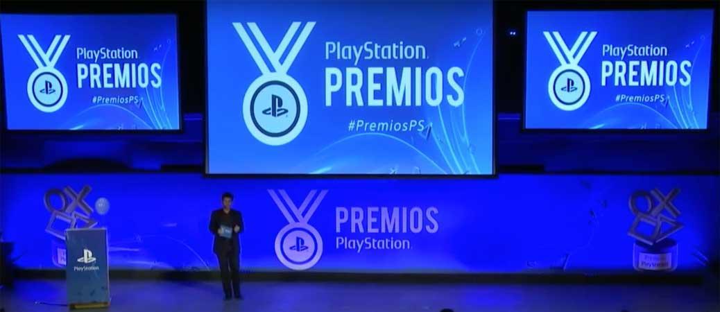 Convocatoria abierta para los Premios PlayStation 2016