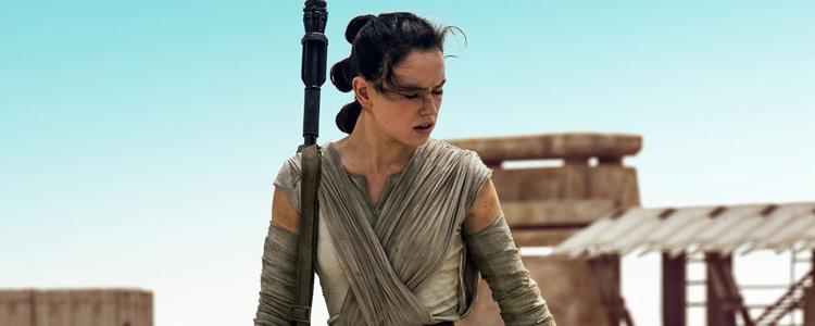 Daisy Ridley rodaje Star Wars VIII