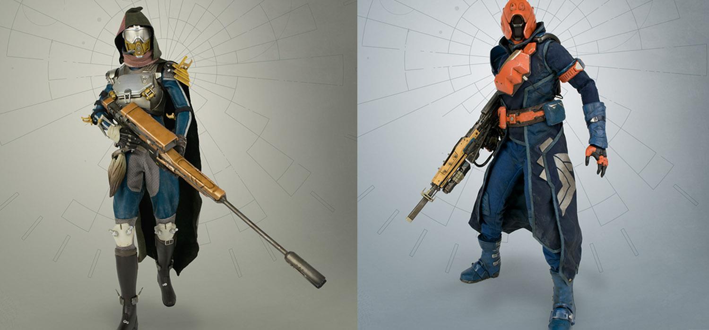 destiny figuras cazador hechicero 3a
