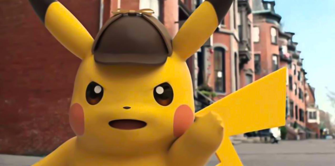 Película acción real Pokémon