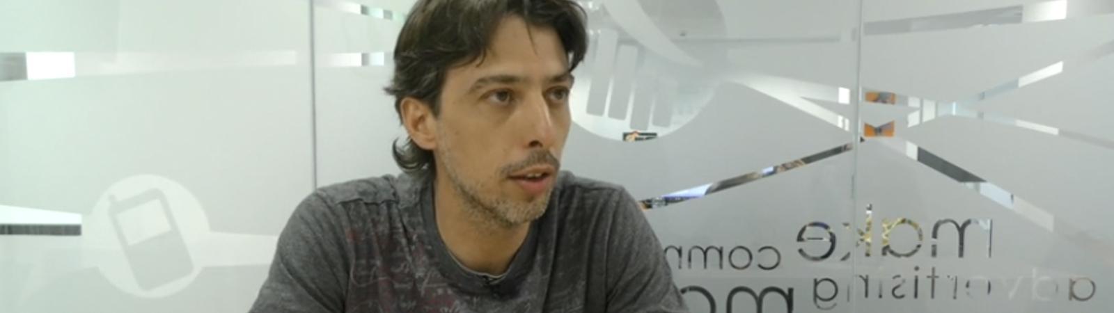 U-tad Diarios de Desarrollo entrevista JM García Franco