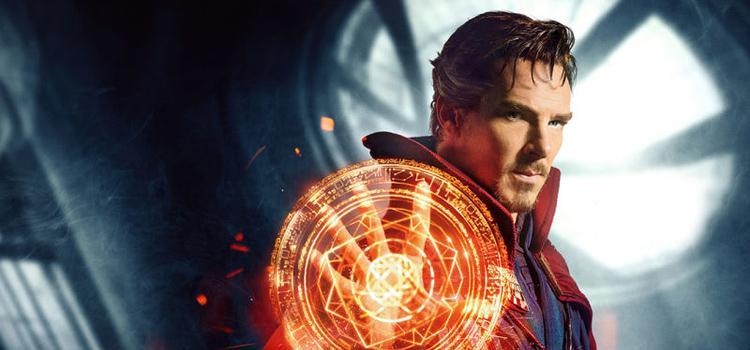 Marvel, Doctor Extraño, Benedict Cumberbatch