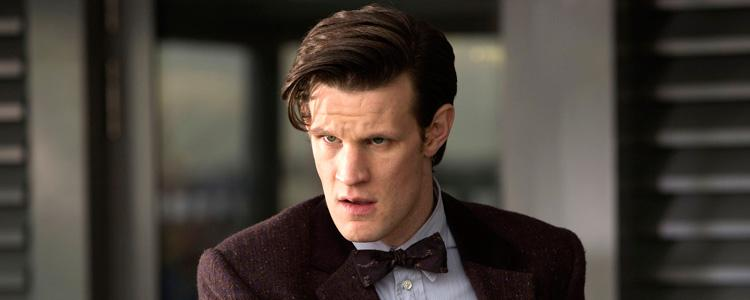 Doctor Who - el undécimo Doctor, Matt Smith