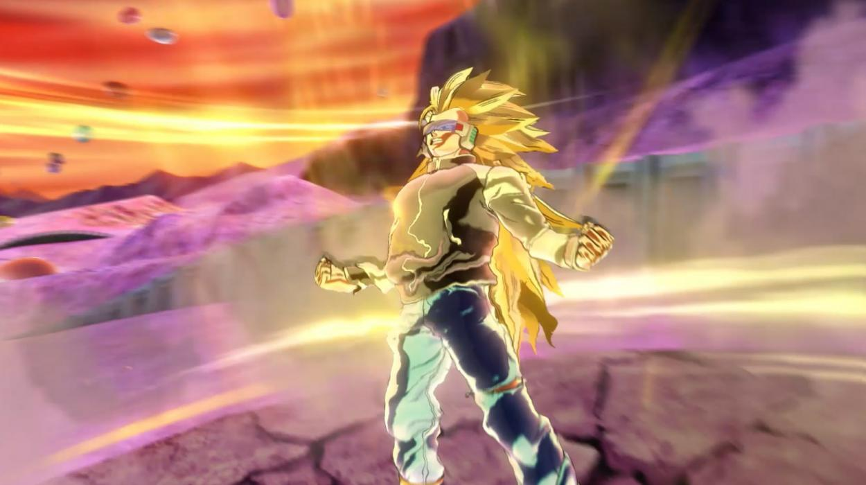 Dragon Ball Xenoverse 2 super saiyan 3