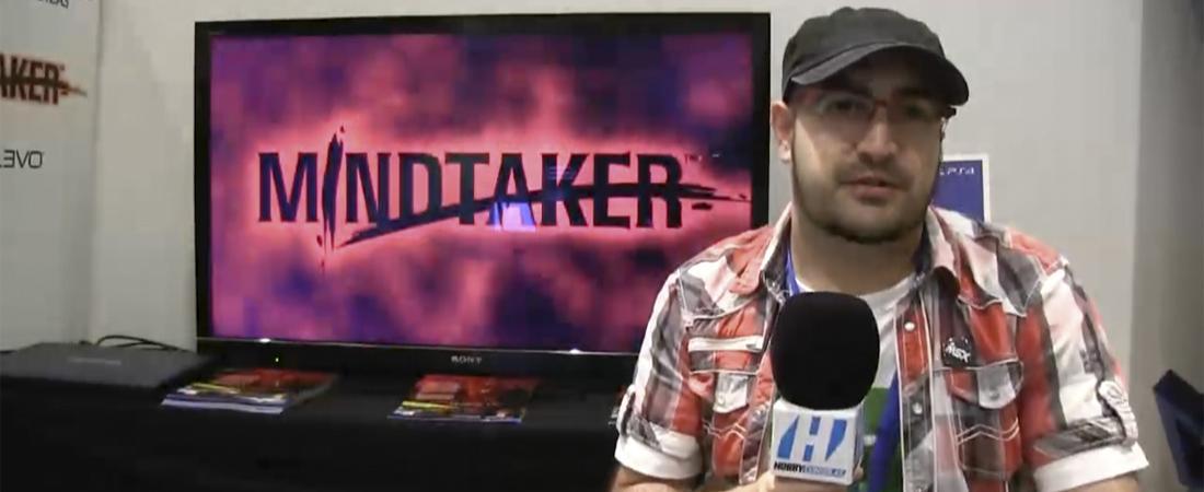 Entrevista a Jon Cortázar Gamelab 2016