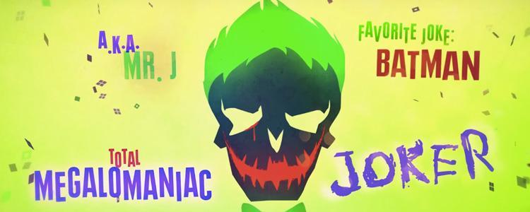 Escuadrón Suicida - Joker