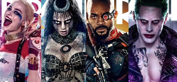 DC, Deadshoot, Joker