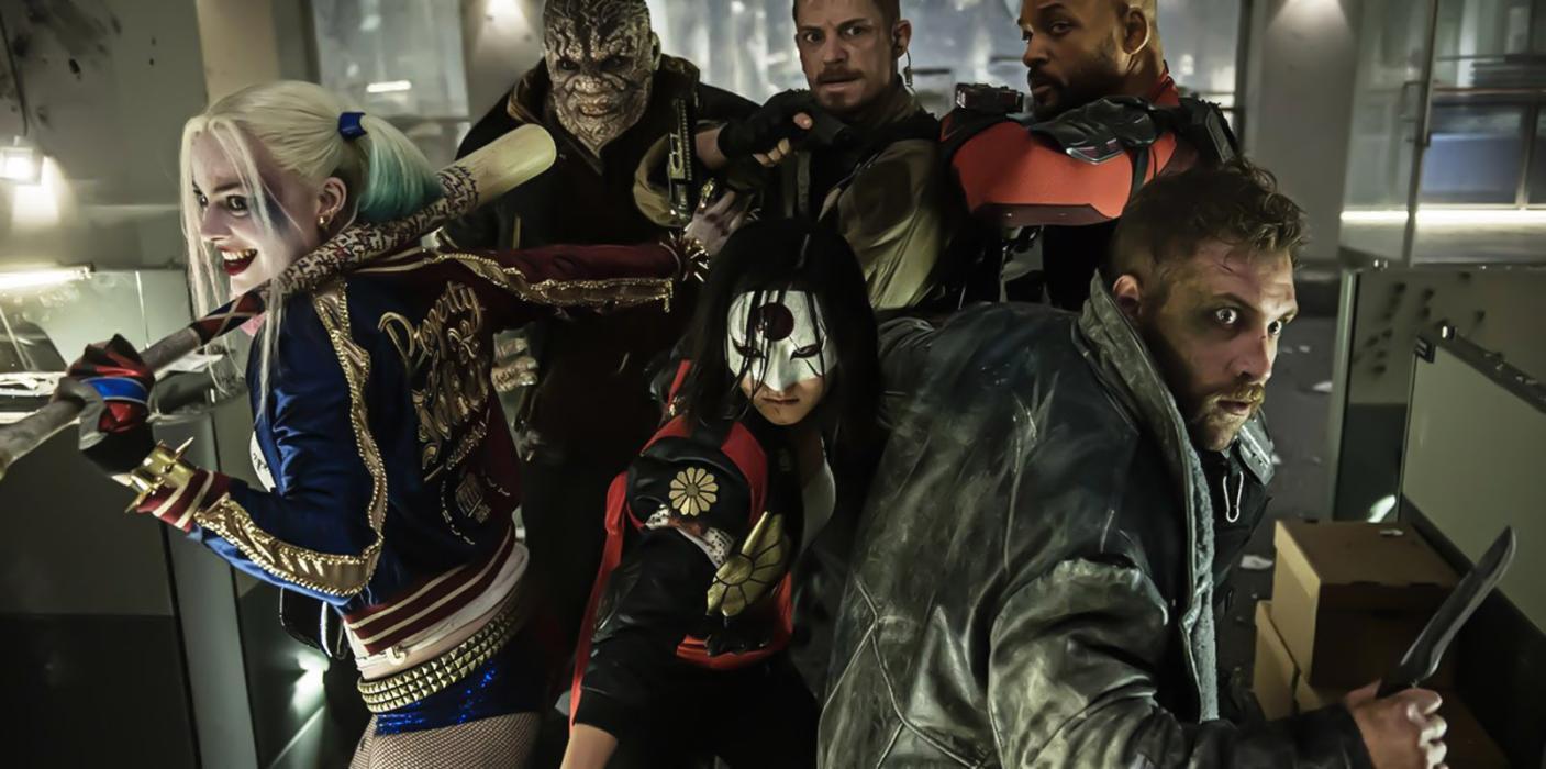 Harley Quinn Deadshot
