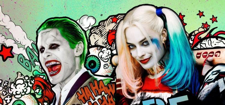 Harley Quinn, El Joker, DC