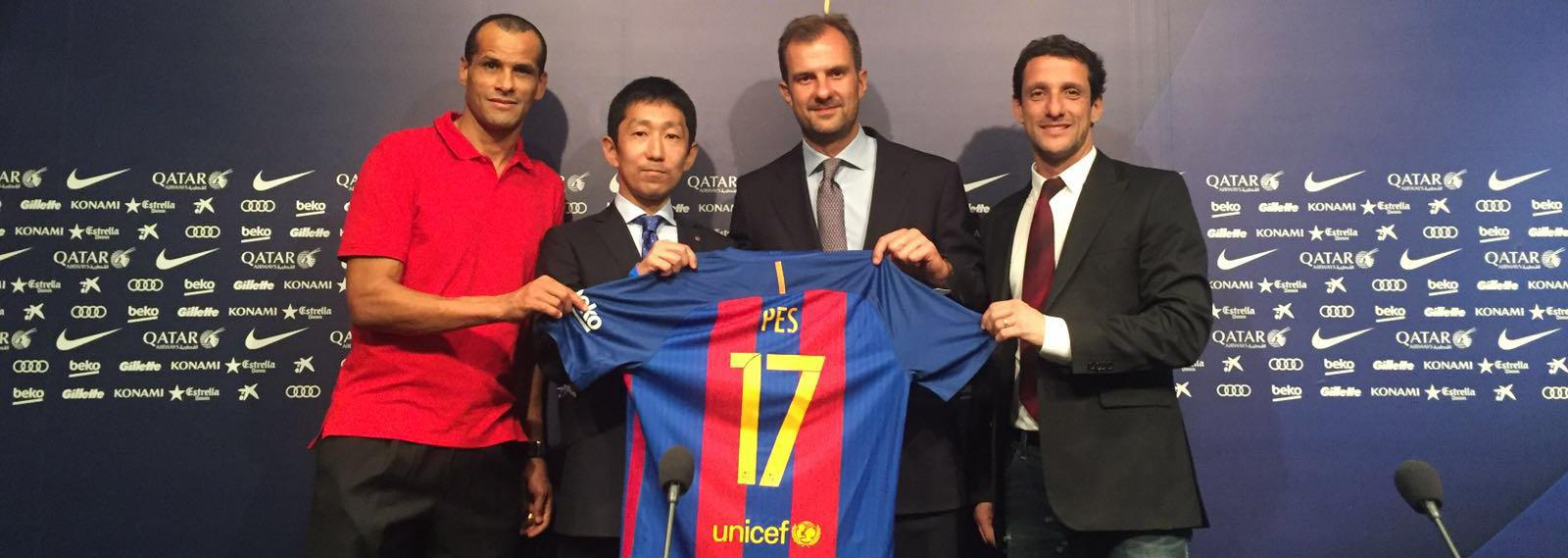FC Barcelona - Konami