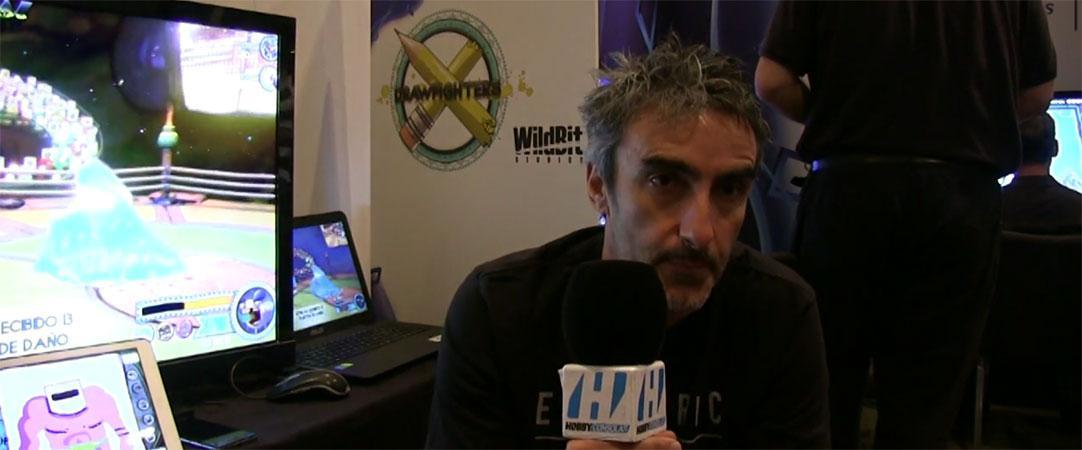 Fernando Rada, entrevista en Gamelab