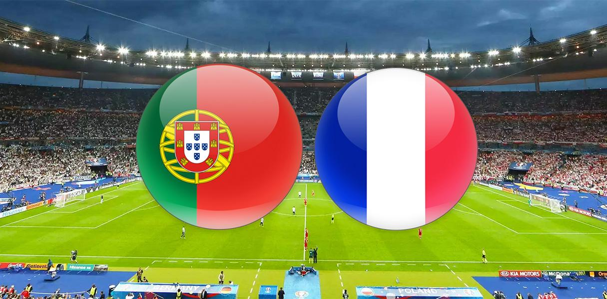 Final Eurocopa Online Portugal Francia