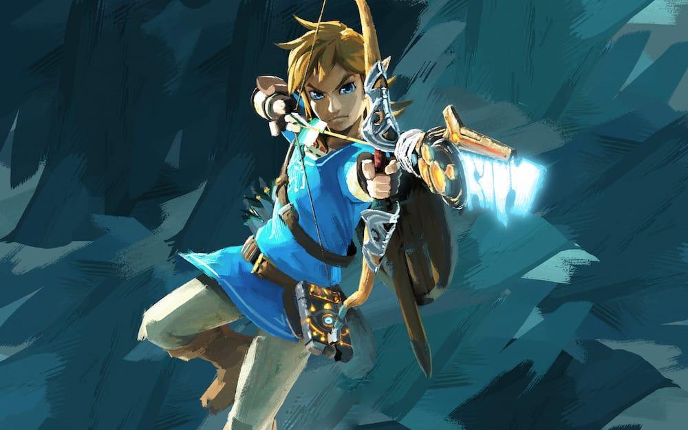 Fondo de pantalla de The Legend of Zelda: Breath of the Wild