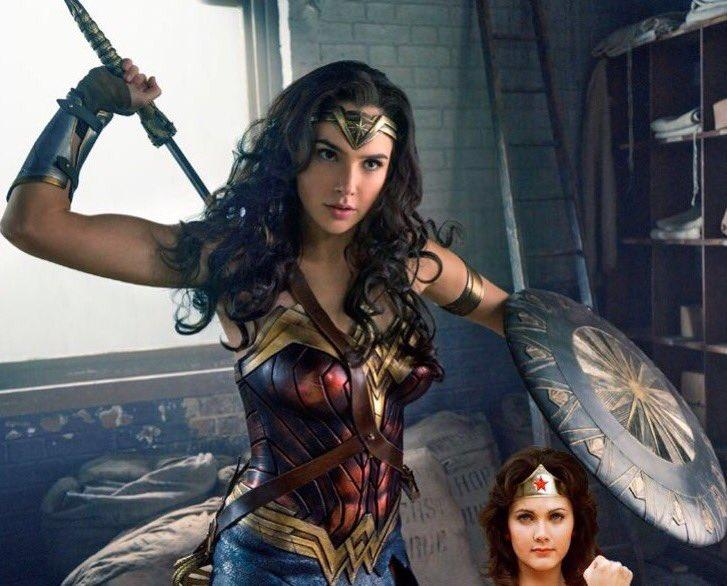 Princesa Diana Wonder Woman