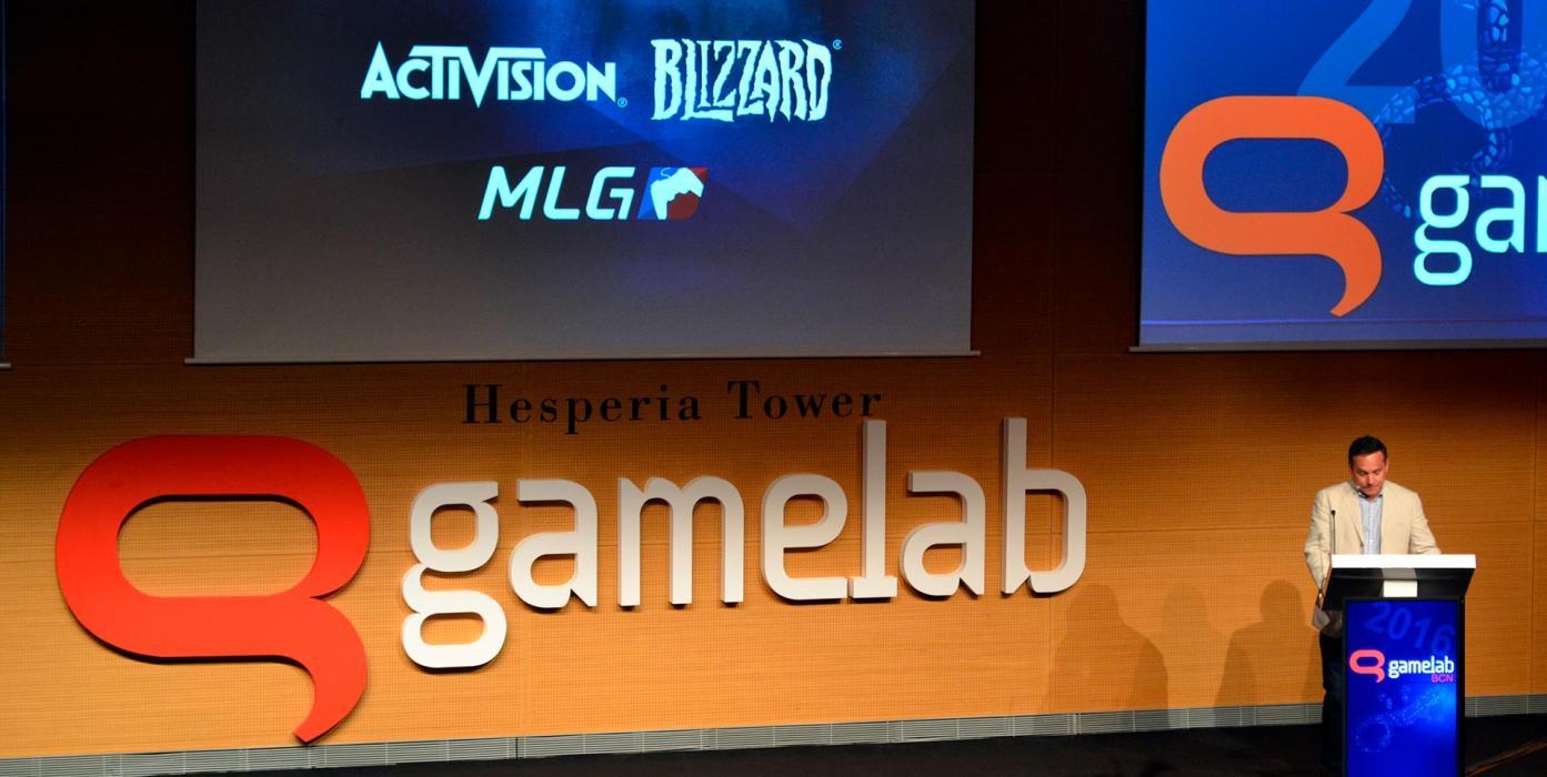 Gamelab 2016 - Mike Sepso
