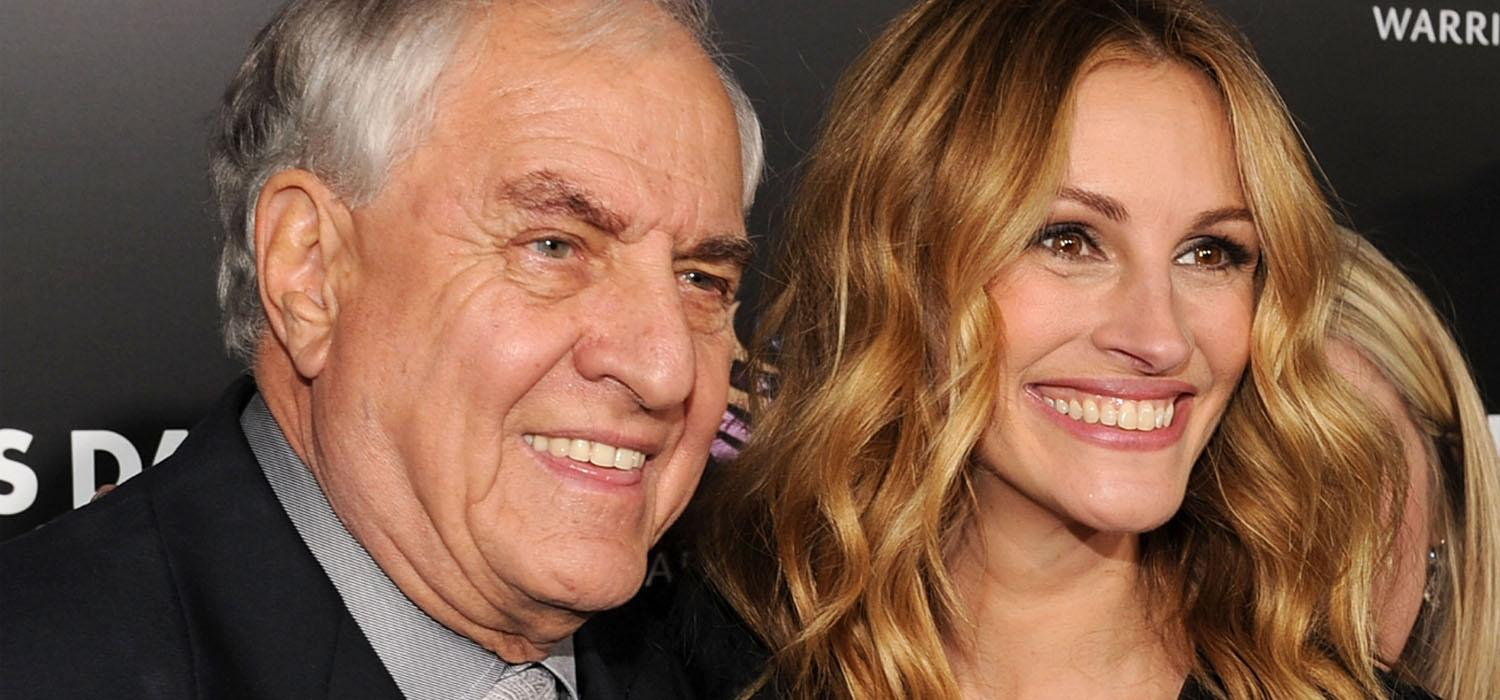 Garry Marshall y Julia Roberts