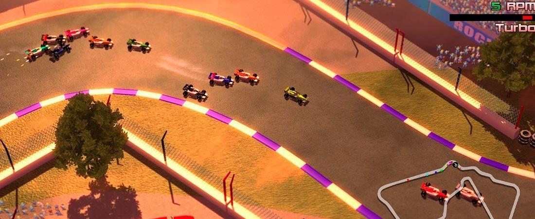 Grand Prix Rock 'N Racing para WiiU