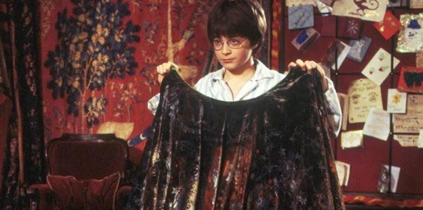 Capa de Invisibilidad de Potter