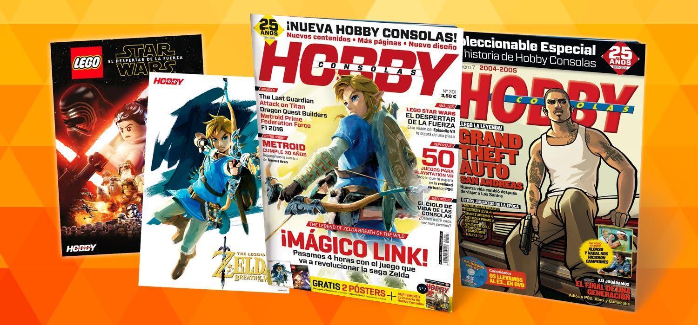 Hobby Consolas 301