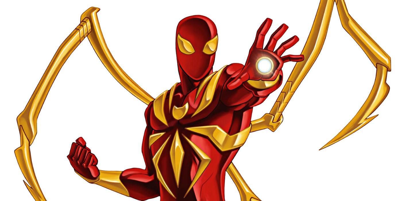 Traje Tony Stark Peter Parker