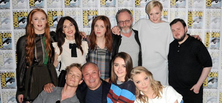 Comic-Con 2016, temporada 7, protagonistas