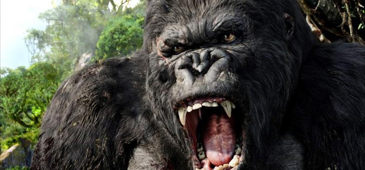Peter Jackson, simio, jungla