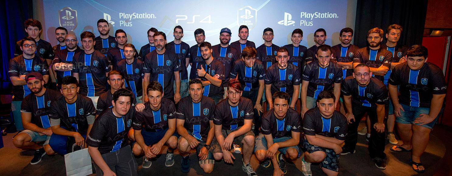 Liga Oficial PlayStation - Temporada 5