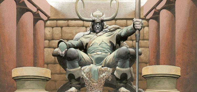 Loki de Esad Ribic