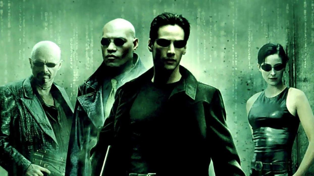 Neo, ciencia-ficción, Hermanas Wachowski