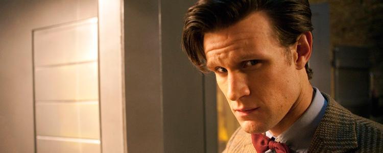 Matt Smith como Doctor Who