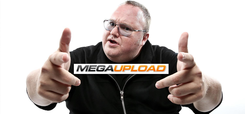 Kim Dotcom fundador de Megaupload y Mega.nz