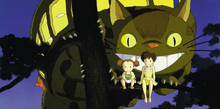 Mi Vecino Totoro Gatobús