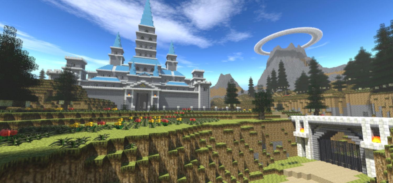 Minecraft 110 Videojuegos: 7 Videojuegos Recreados Con Bloques