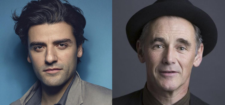 Oscar Isaac y Mark Rylance protagonizarán la próxima película de Spielberg