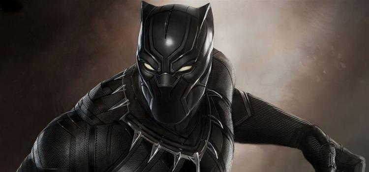 Pantera Negra, superhéroe de Marvel