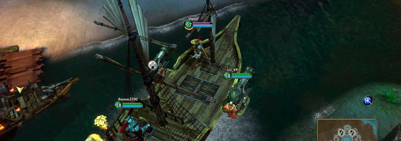 Pirates Treasure Hunters steam