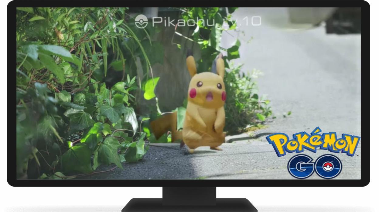 Pokemon Go ordenadores