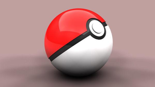 Pokémon Go Poké Ball