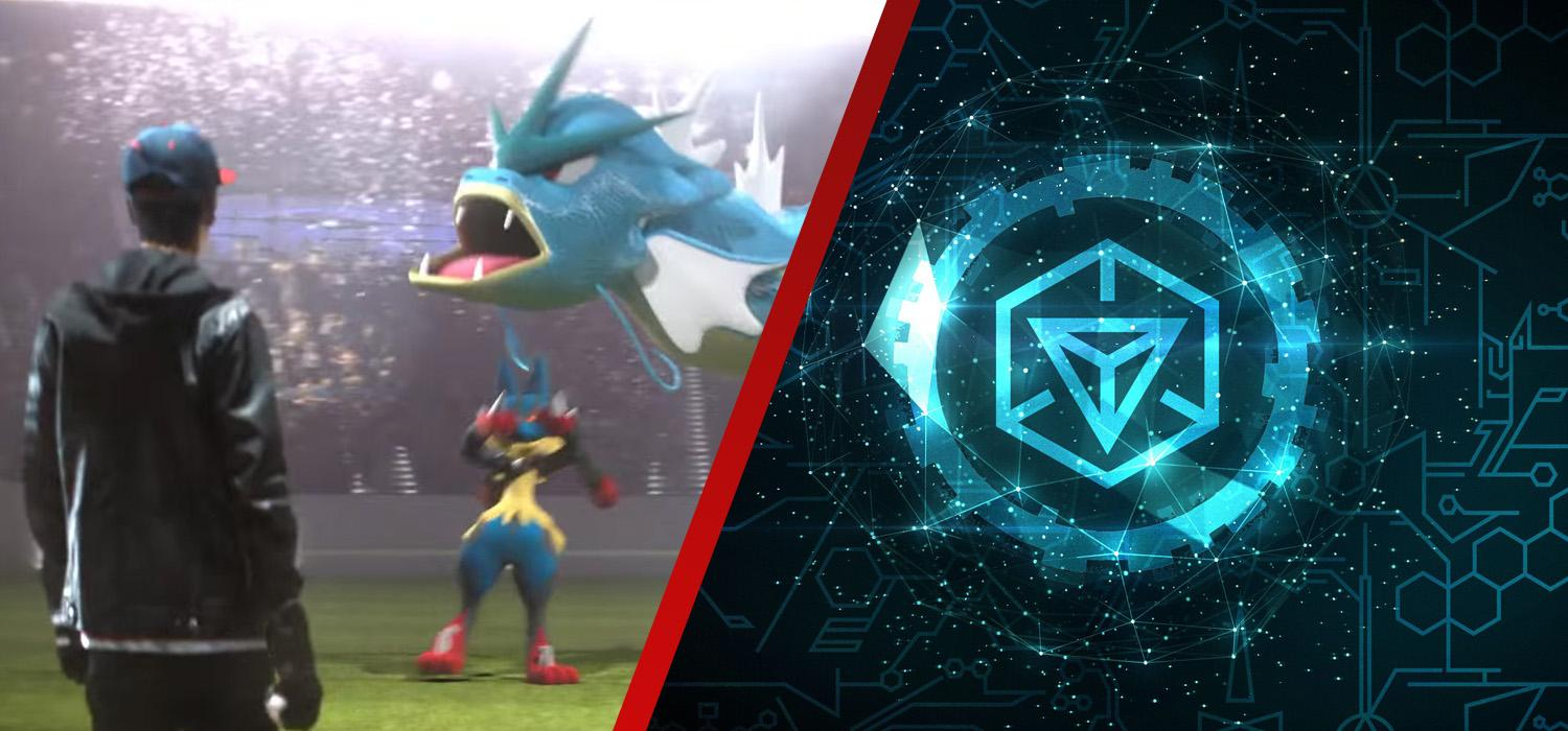 Pokémon GO vs Ingress