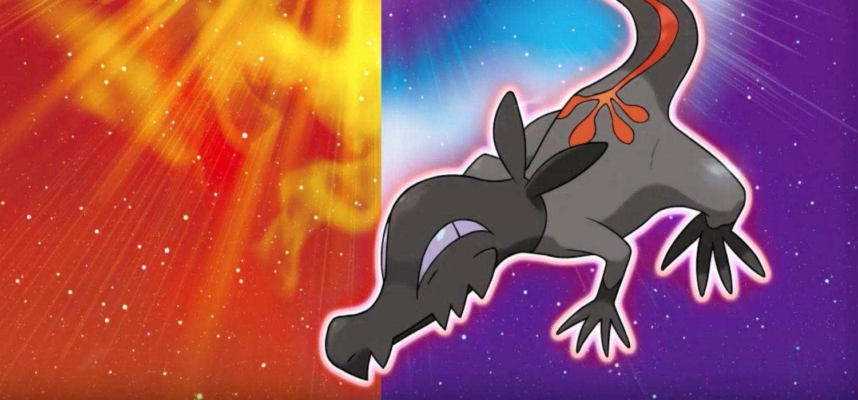 Salandit Pokémon Sol y Luna