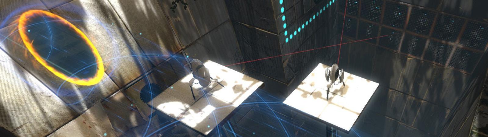 Portal o la Ciencia del Videojuego Heroes de Papel Eva Cid Valve Portal 2
