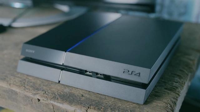 PS4 errores