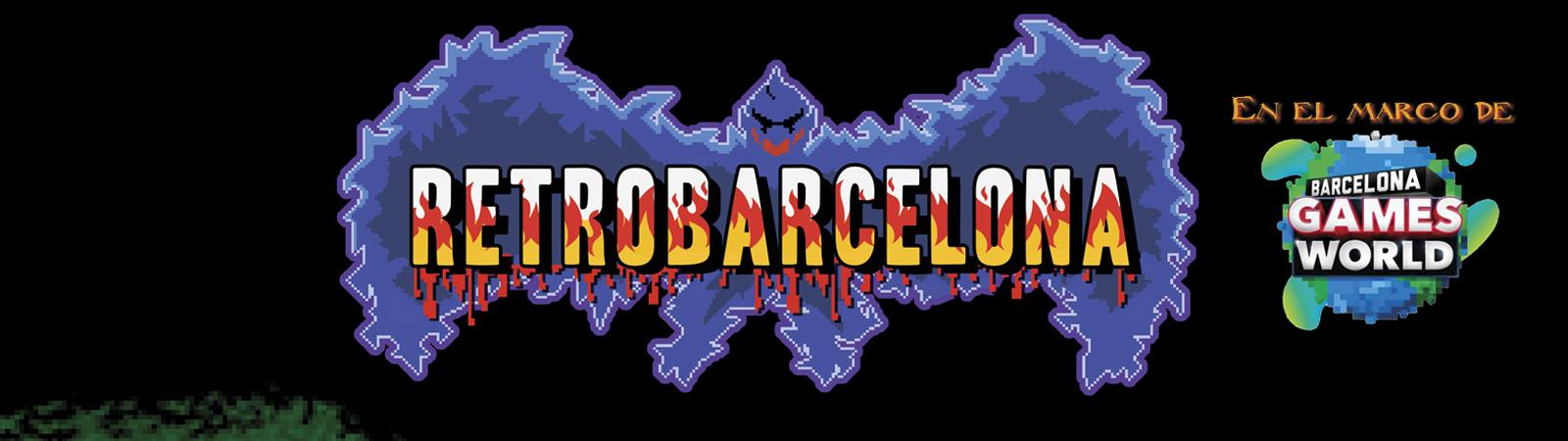 RetroBarcelona Barcelona Games World