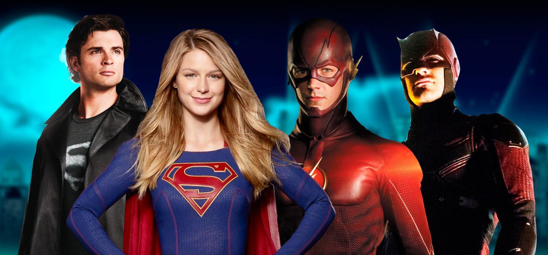 Series de superhéroes