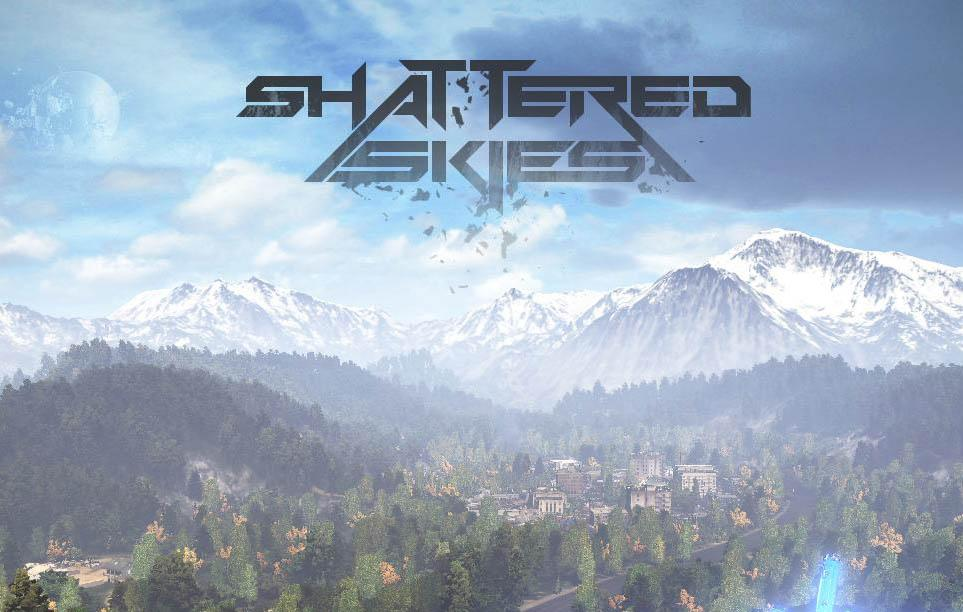 Amálisis PC shattered skies
