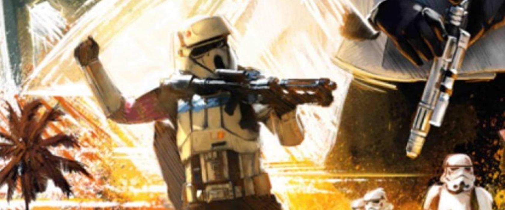 Rogue One nuevo trooper