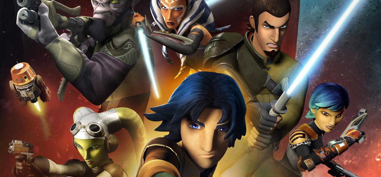 Los personajes de Star Wars Rebels apareceran en las nuevas peliculas