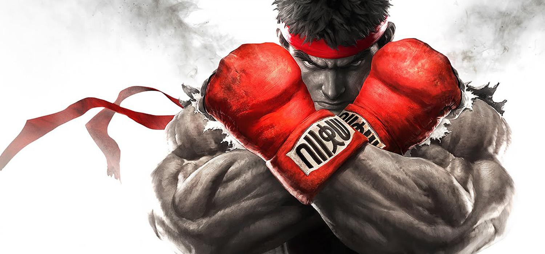 Street Fighter V Arte principal