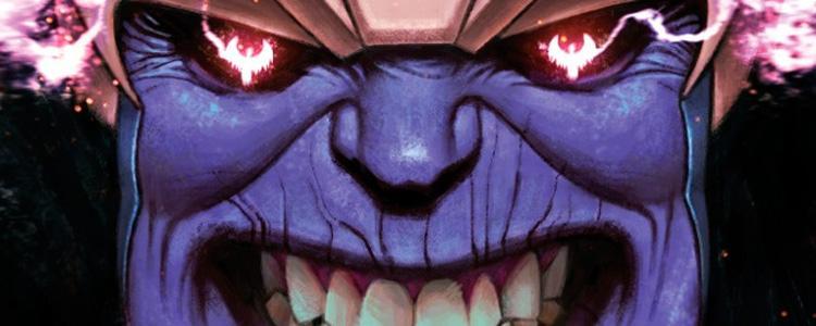 Thanos tendrá nuevo cómic y será el protagonista