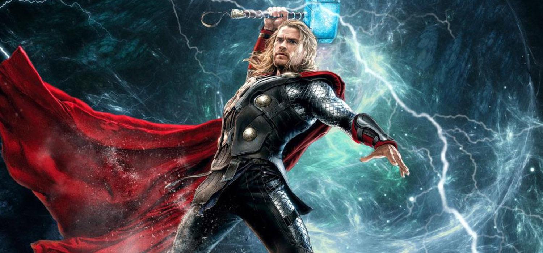 Dibujo de Thor